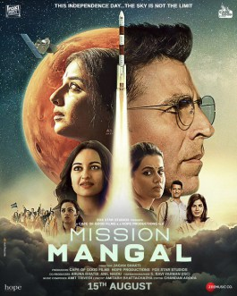 MISSION MANGAL EMERGES AS BOX OFFICE WINNER