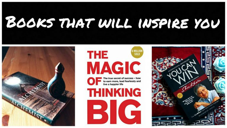 Books That Will Inspire You