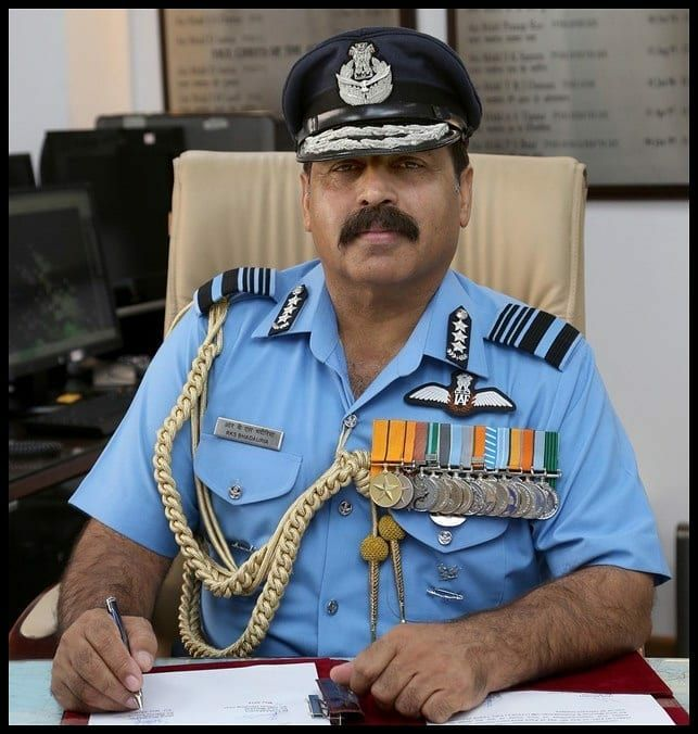Rakesh Bhadauria; the next Chief of Indian Air-force