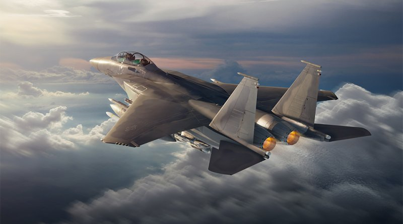 IAF May not consider F15 EX in MMRCA 2.0