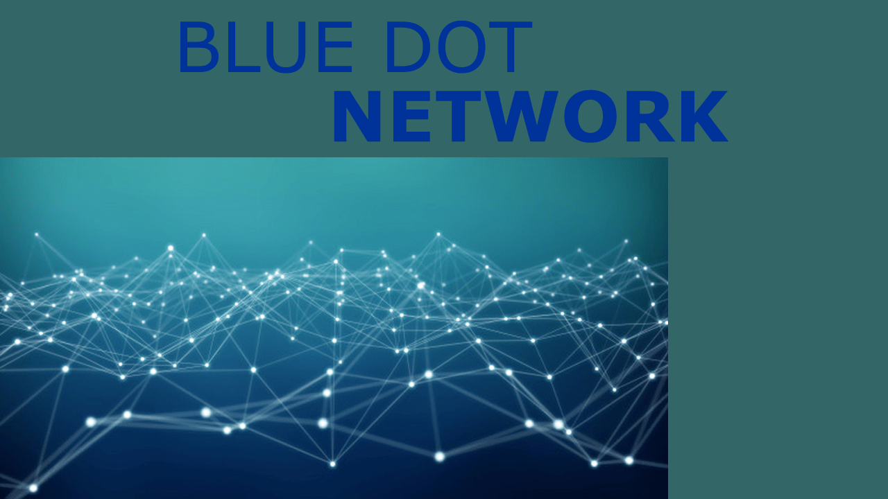 BLUE DOT NETWORK