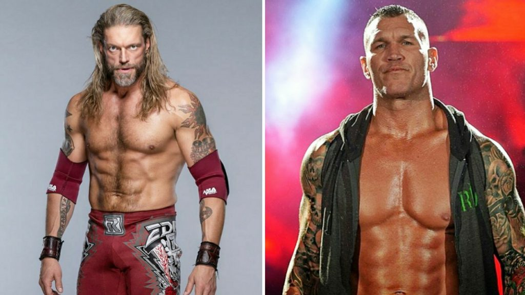 Edge vs Randy Orton