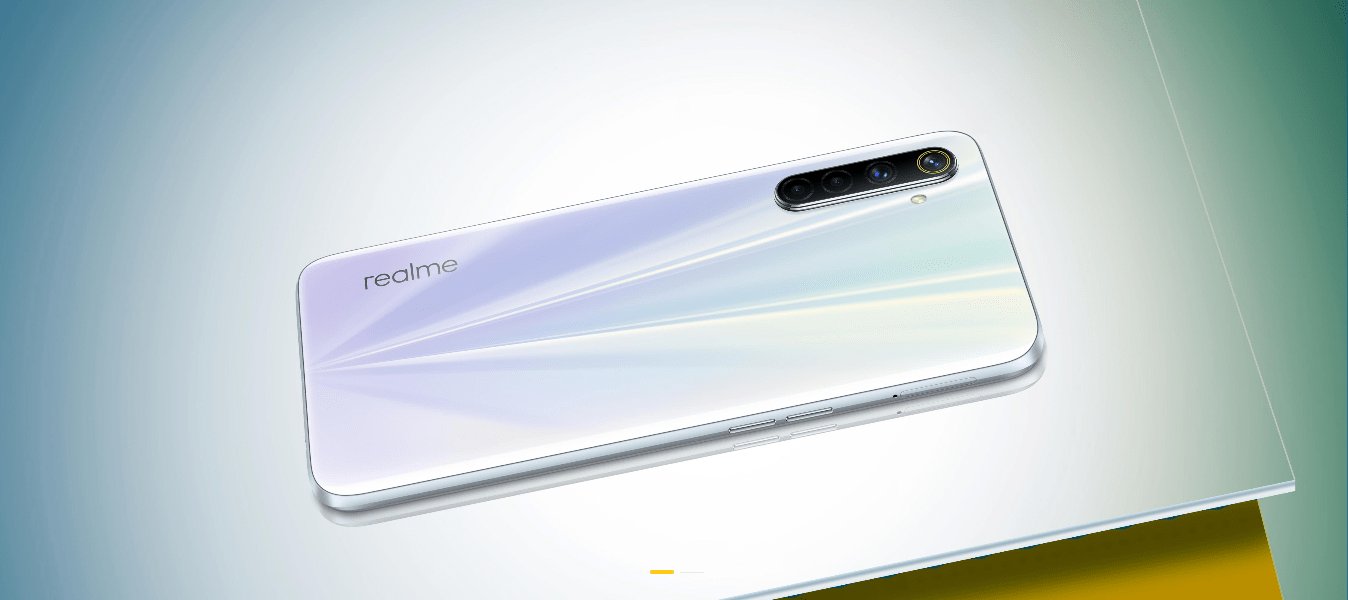 Realme 6 Physical Appearance