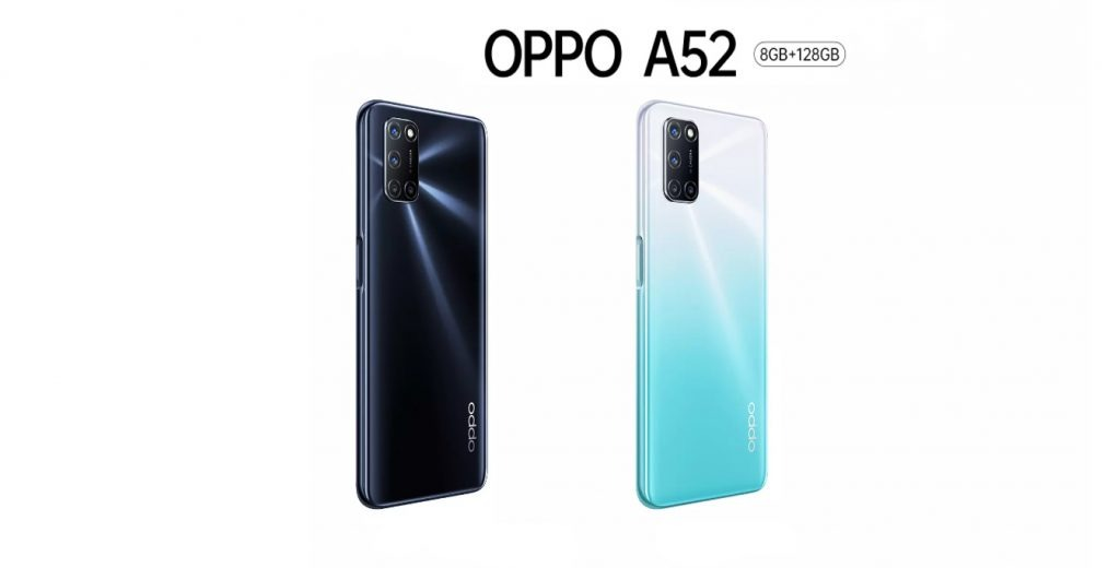 OPPO A52 Launched in China
