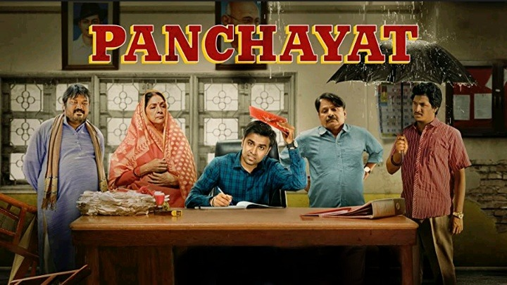 TVF's Panchayat wins Best Comedy Series at Flyx Filmfare OTT Awards