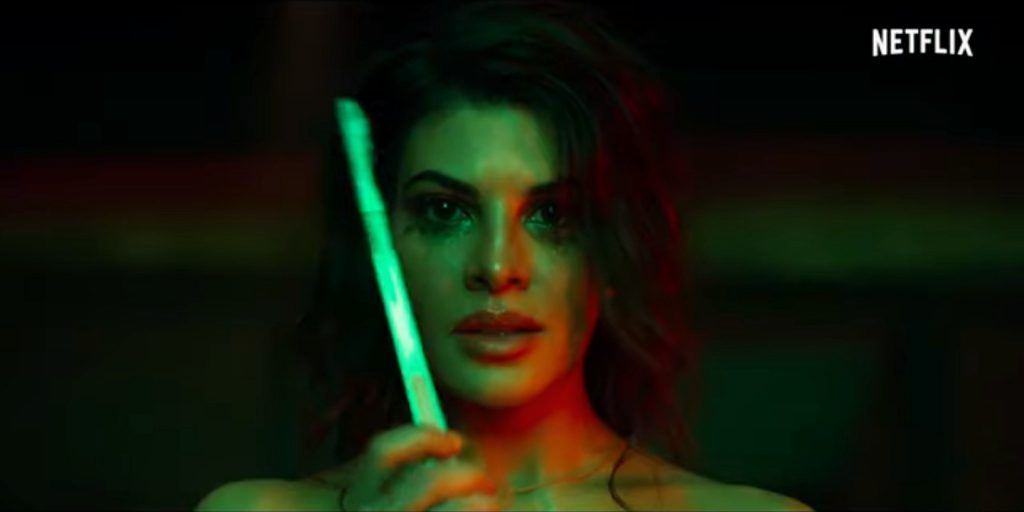 Still of Jacqueline Fernandez from the film
