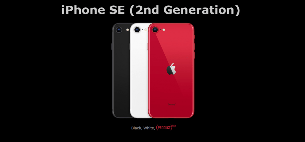 iPhone SE (2nd Generation)
