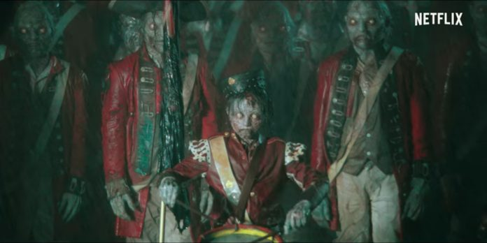 Zombies of Betaal Mountain