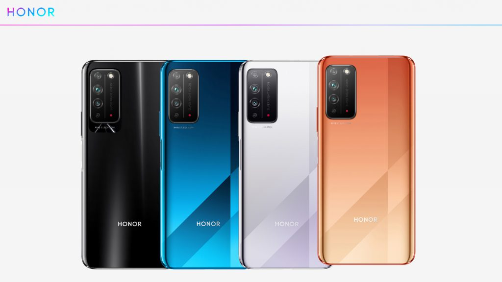HONOR X10 5G Launched in China