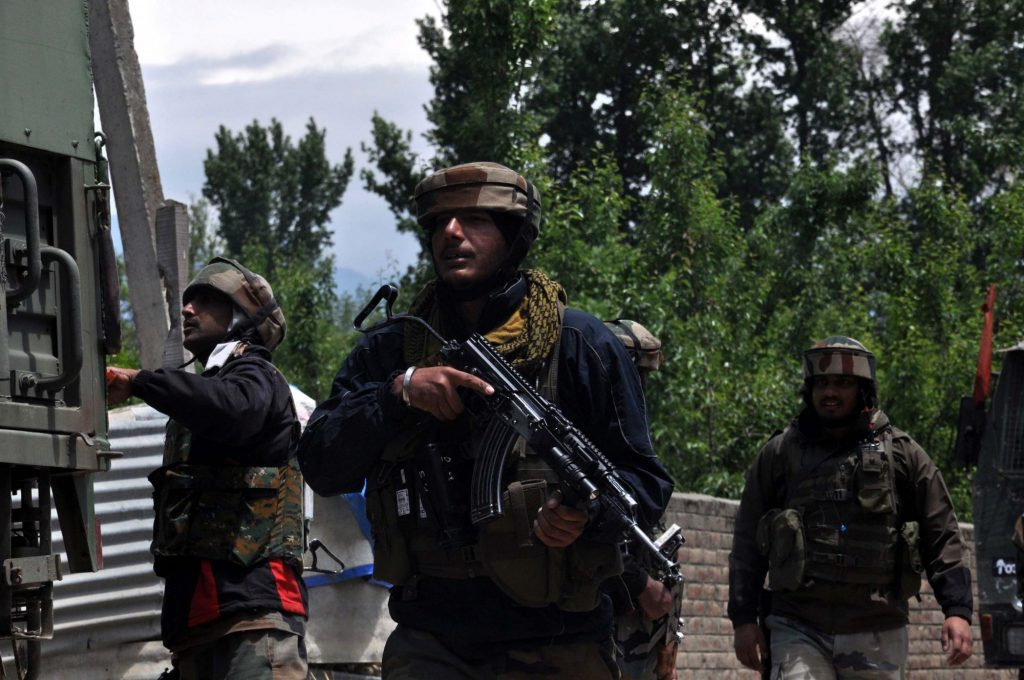 Security Forces eliminated Riyaz Naikoo