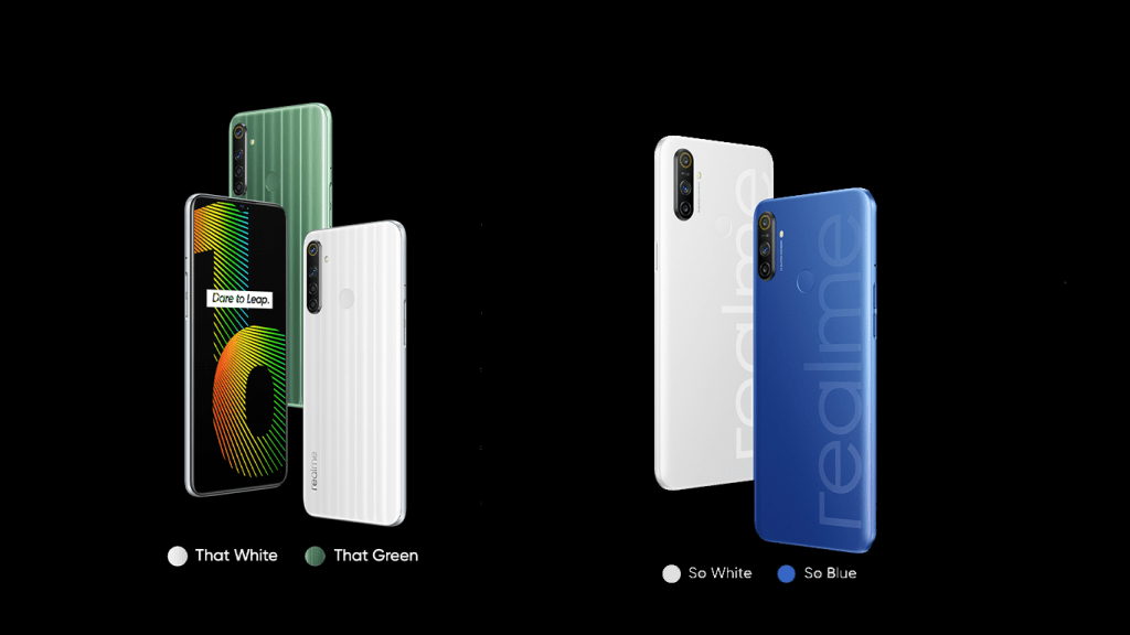 Realme Narzo 10 and Realme Narzo 10A Launched in India