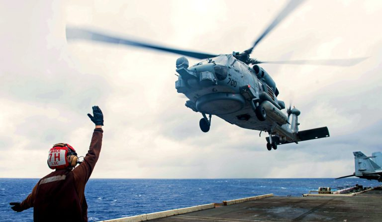 Indian Navy to receive first 3 MH-60 Romeo  Helicopter in Dec 2020