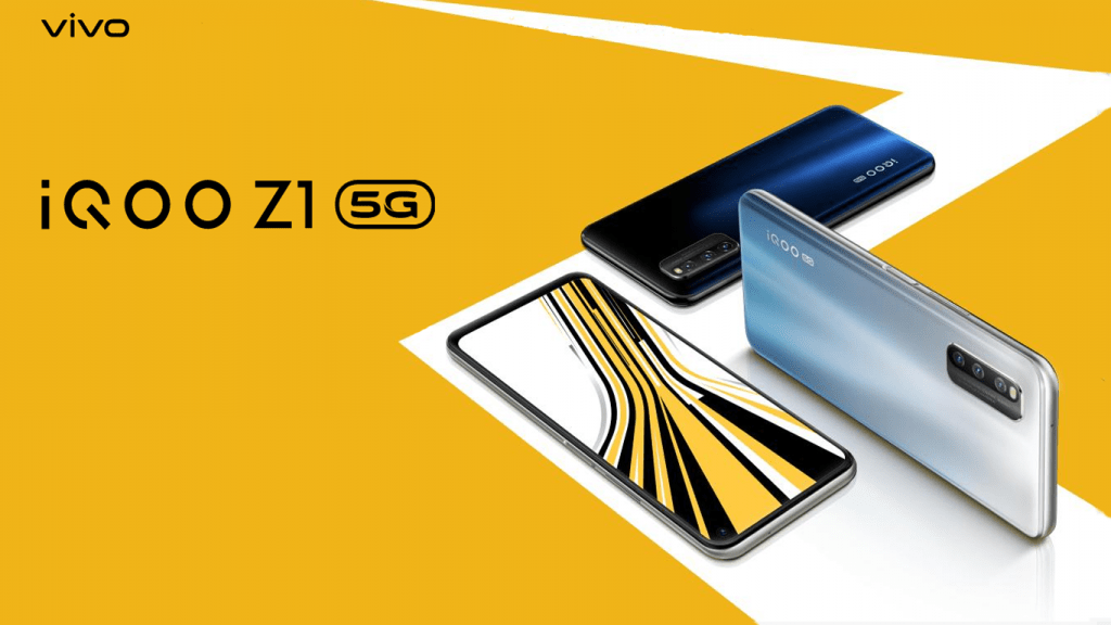iQOO Z1 5G Launched in China