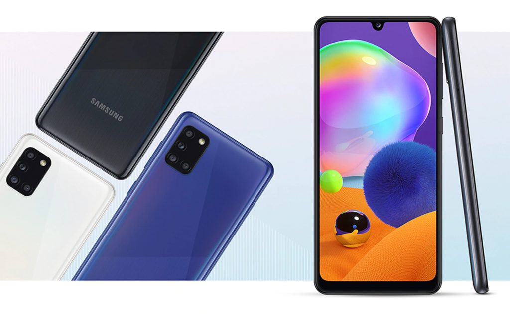 Samsung Galaxy A31 Launched in India