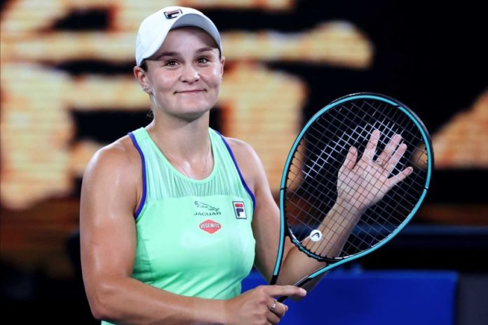 Ashleigh Barty pulls out of the US Open