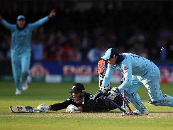 The Greatest game in Cricket History. Reflecting ENG Vs NZ ICC Cricket World Cup FINAL 2019!