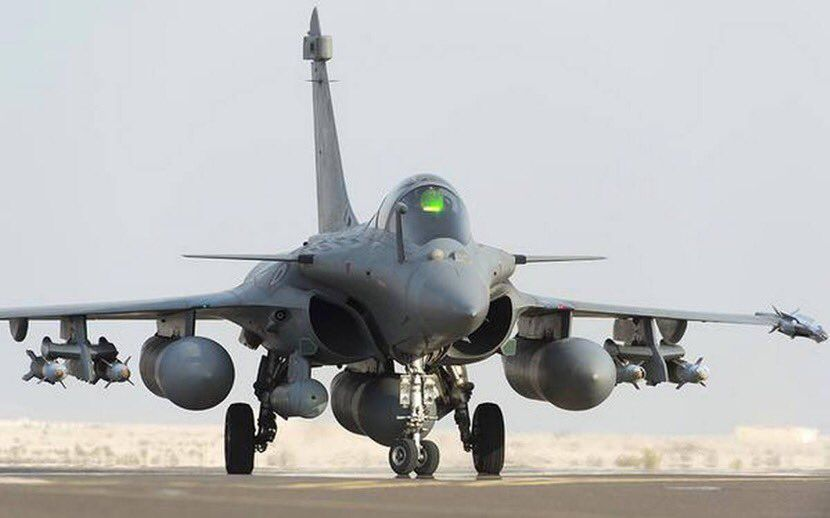 Rafale last foreign aircraft in IAF inventory