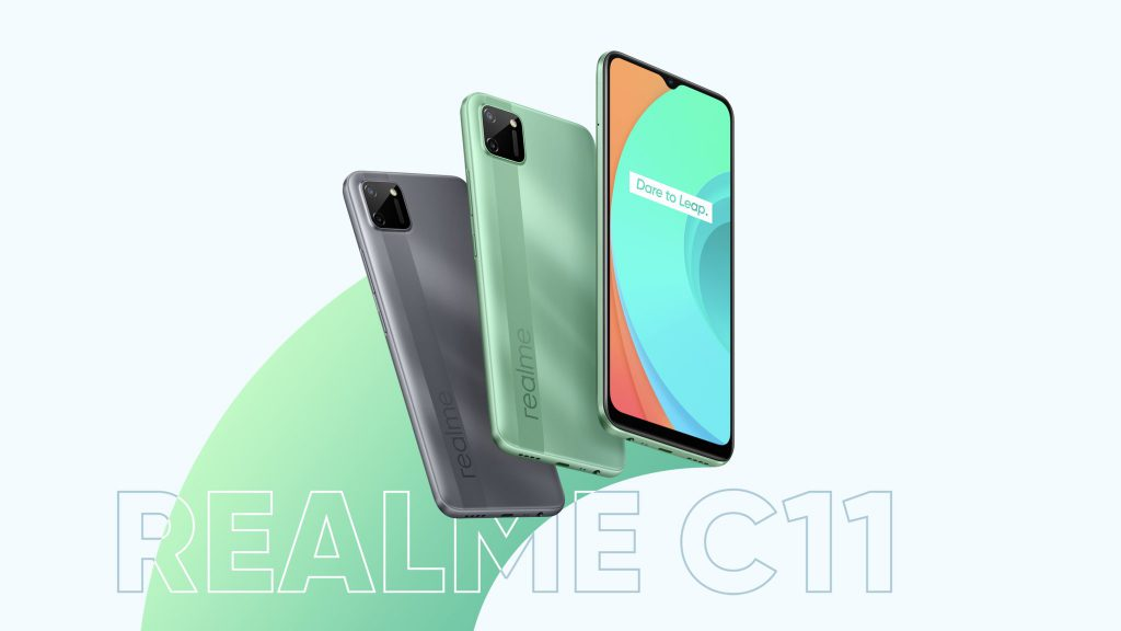 Realme C11 Launched in India