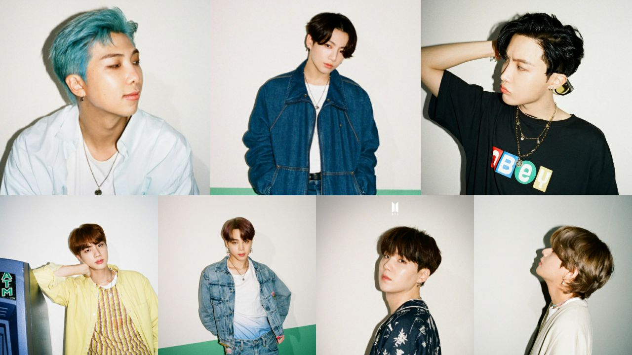 BTS drops first teaser photos of their next single 'DYNAMITE', Boys turns  up the heat