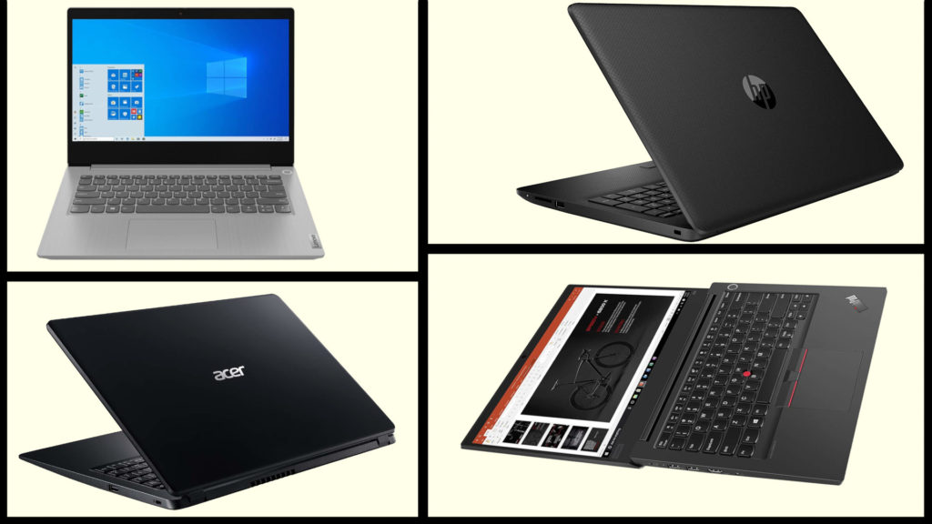 Best Laptops Under 40000 on Amazon India