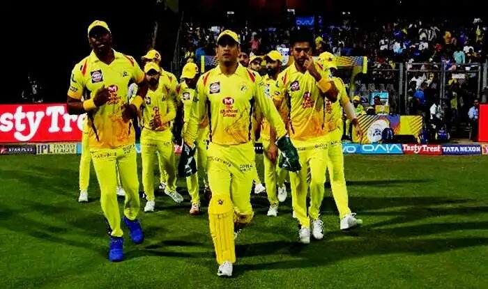 At least 10 staff members and 1 Indian fast bowler tested positive in CSK camp