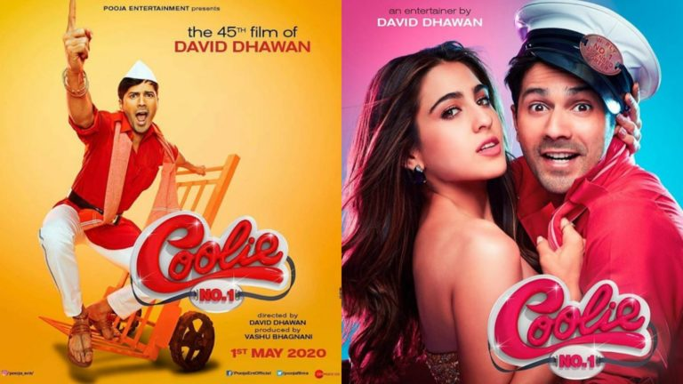 Coolie No. 1 trailer released: Does the new 'Coolie' matches the aura of old 'Coolie' ?