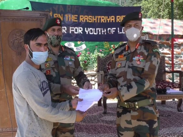 Indian Army organised Job Fair in Kashmir