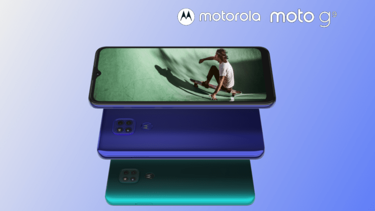 Motorola Moto G9 with Snapdragon 662 Launched at Rs 11,499