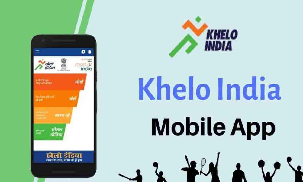 SAI launches Khelo India Mobile App