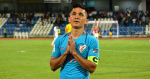 Happy Birthday Sunil Chhetri