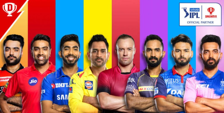 Which teams can qualify for Playoffs as the 1st half of IPL 2020 comes to an end ?