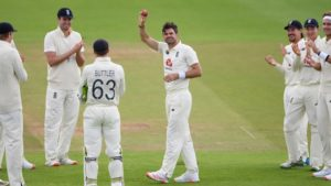 Eng Vs Pak 3rd Test Day 5 : James Anderson makes history by taking 600 wickets