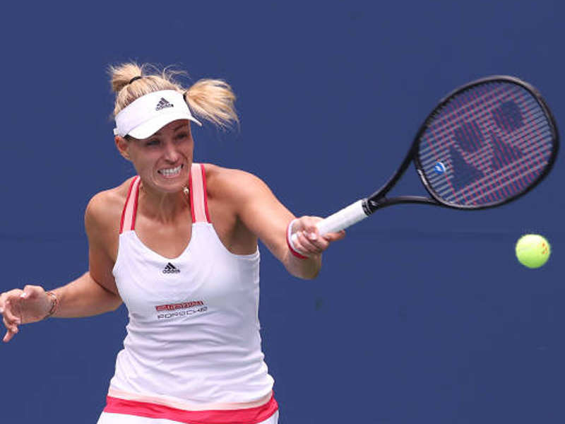 US OPEN 2020 DAY 3 : Angelique Kerber moves into 3rd round