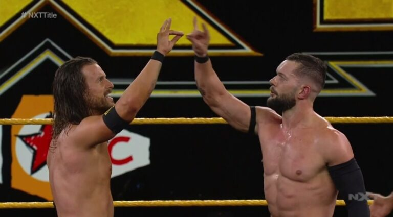 NXT Super Tuesday: The fatal 4-way 60 minutes Iron Man match ends with 'no winner' but…