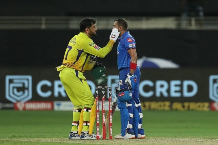 This picture of MS Dhoni and Prithvi Shaw will win your hearts