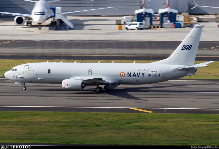 Indian Navy to get second batch of P-8i Poseidon Maritime Surveillance Aircraft in October