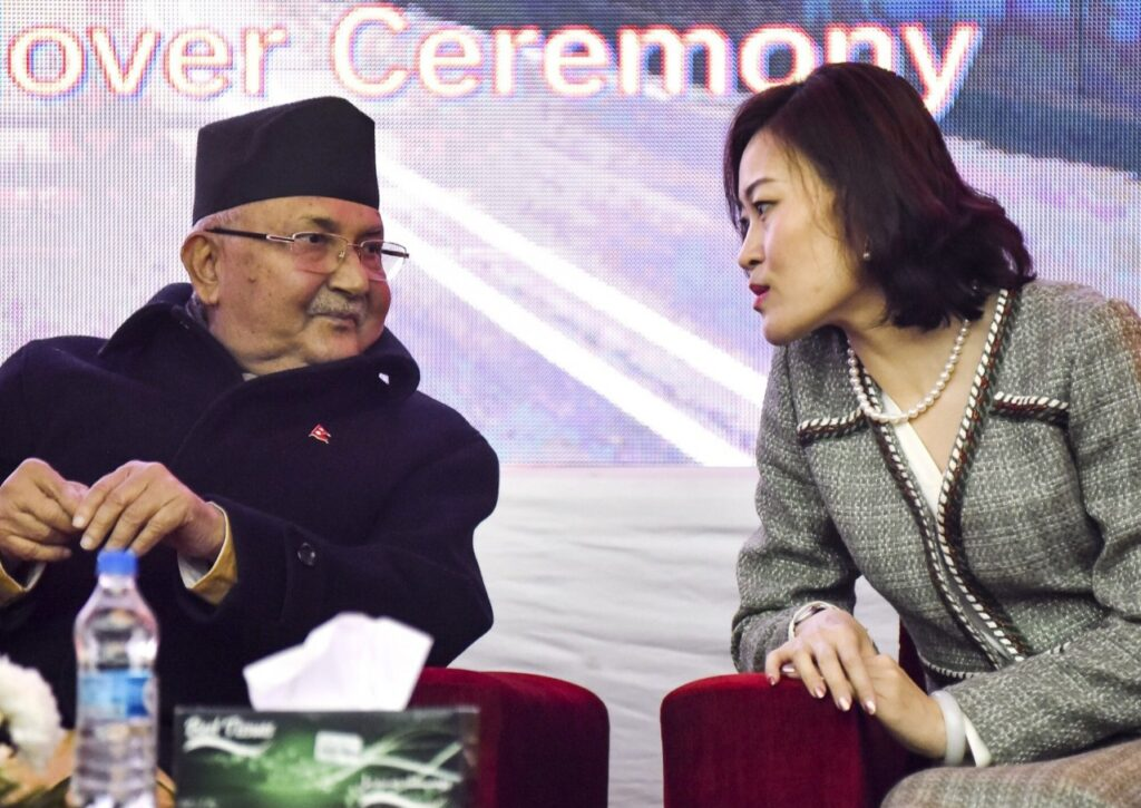 Nepal claims Indian land under Greater Nepal