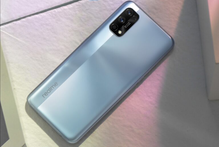 Realme 7 Pro with sAMOLED Display, 65W SuperDart Charge in India