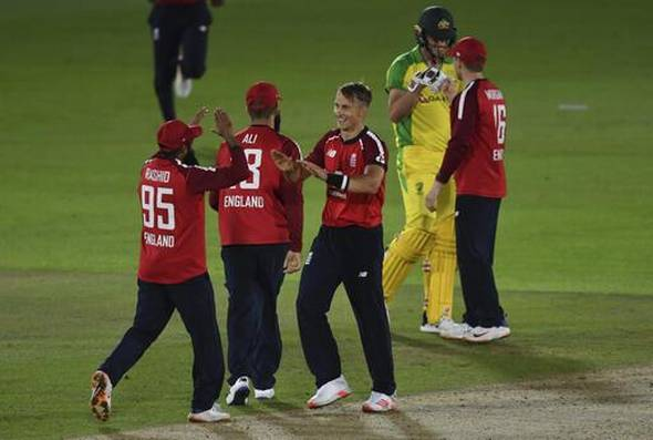 Eng vs Aus 2nd T20 : England beat Australia by 6 wickets