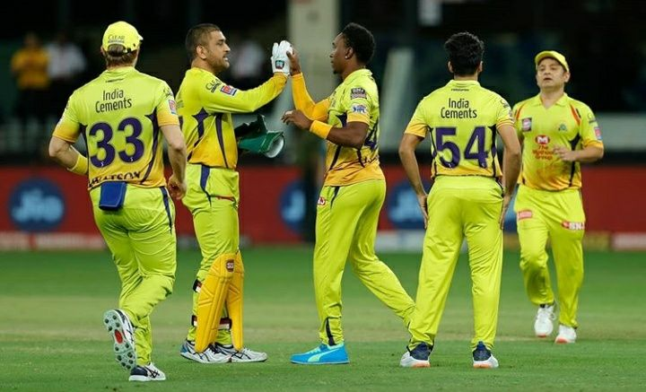 CSK out of playoffs race