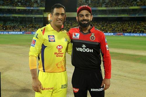 Will MS Dhoni's Chennai Super Kings be able to change its fate by defeating RCB in today's match ?