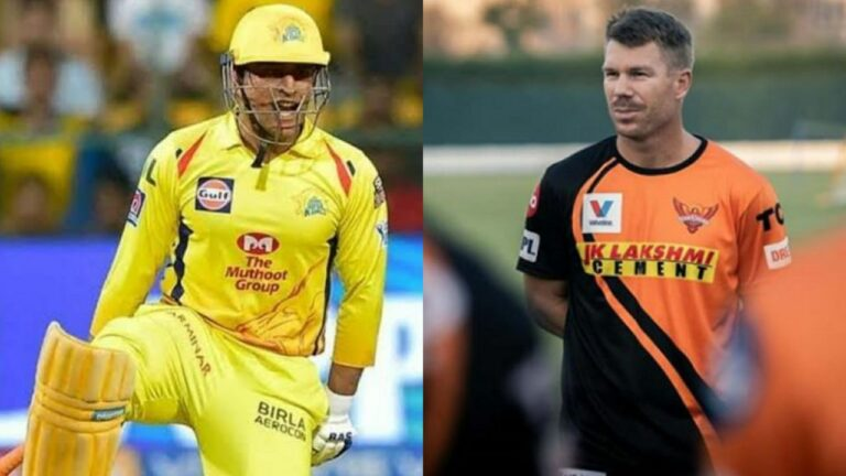CSK Vs SRH, which team are you rooting for ?