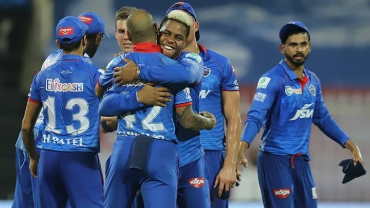 DC vs KKR : Delhi Capitals tops the table after crushing KKR by 18 runs