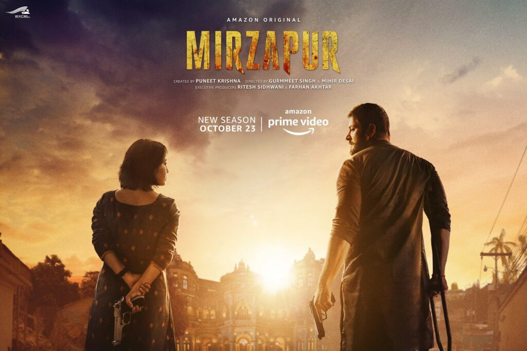 Mirzapur season 2 trailer