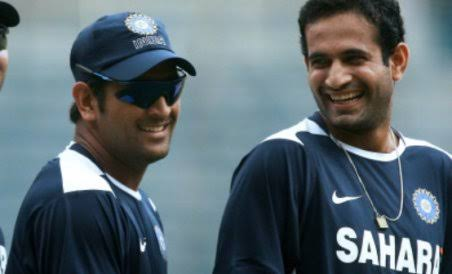 Irfan Pathan's recent tweet leaves MS Dhoni fans furious