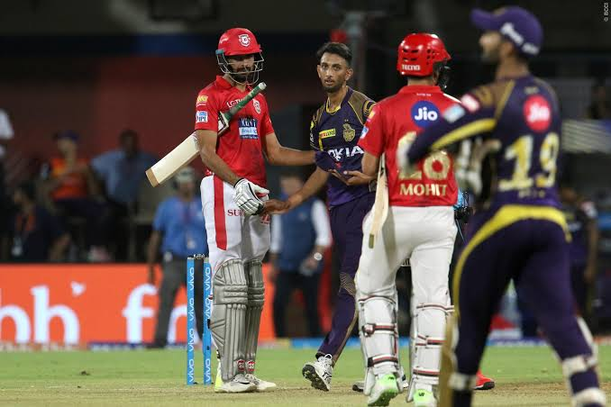 KKR Vs KXIP: Punjab just 2 inches away from the win