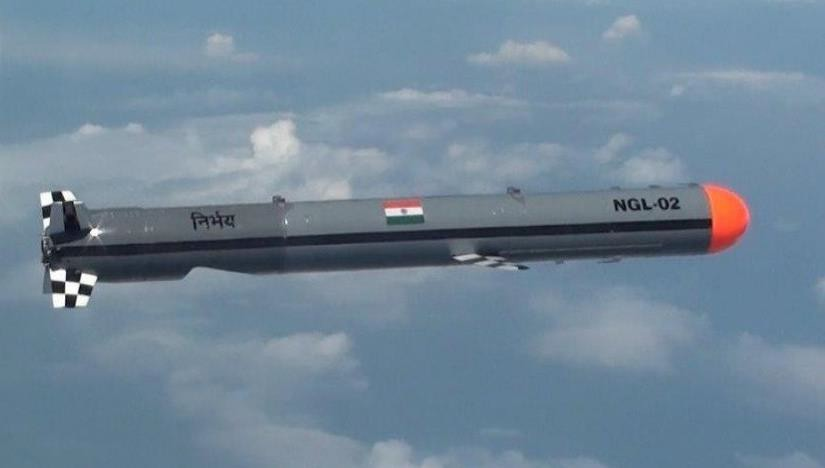 Nirbhay Cruise missile test aborted