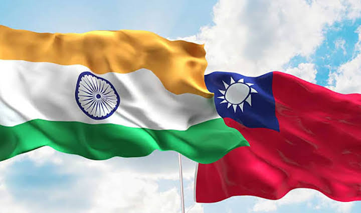 Indian wishes Taiwan National Day