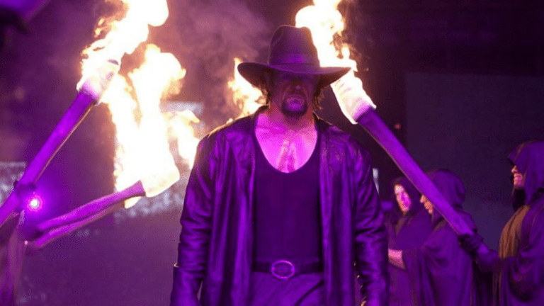 End of an Era: 'The Undertaker' Bids Adieu to the Wrestling Fraternity