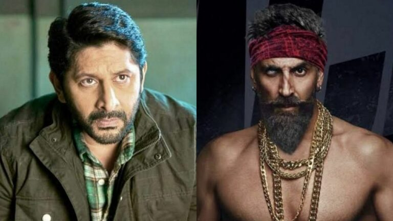 Arshad Warsi, Akshay Kumar to be seen together for the first time in Bachchan Pandey